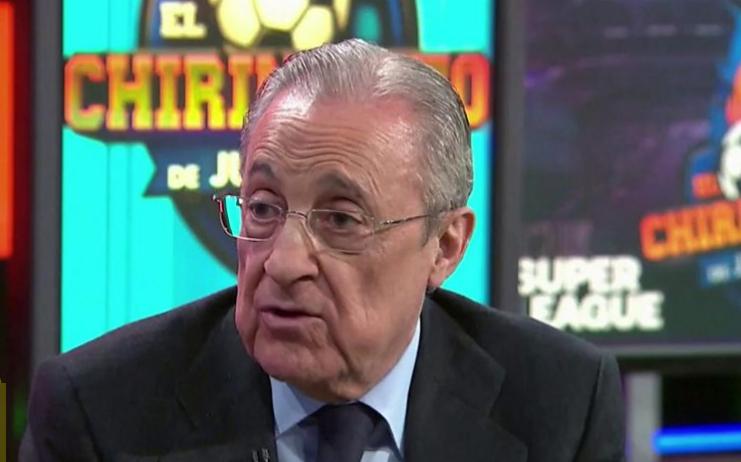 Perez: Super League created to 'save football'