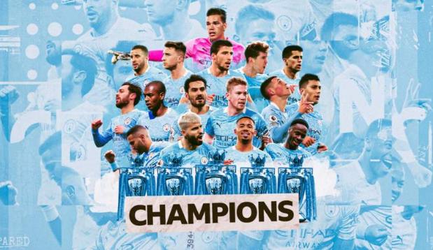 """Premier League title like no other,"" -Guardiola"
